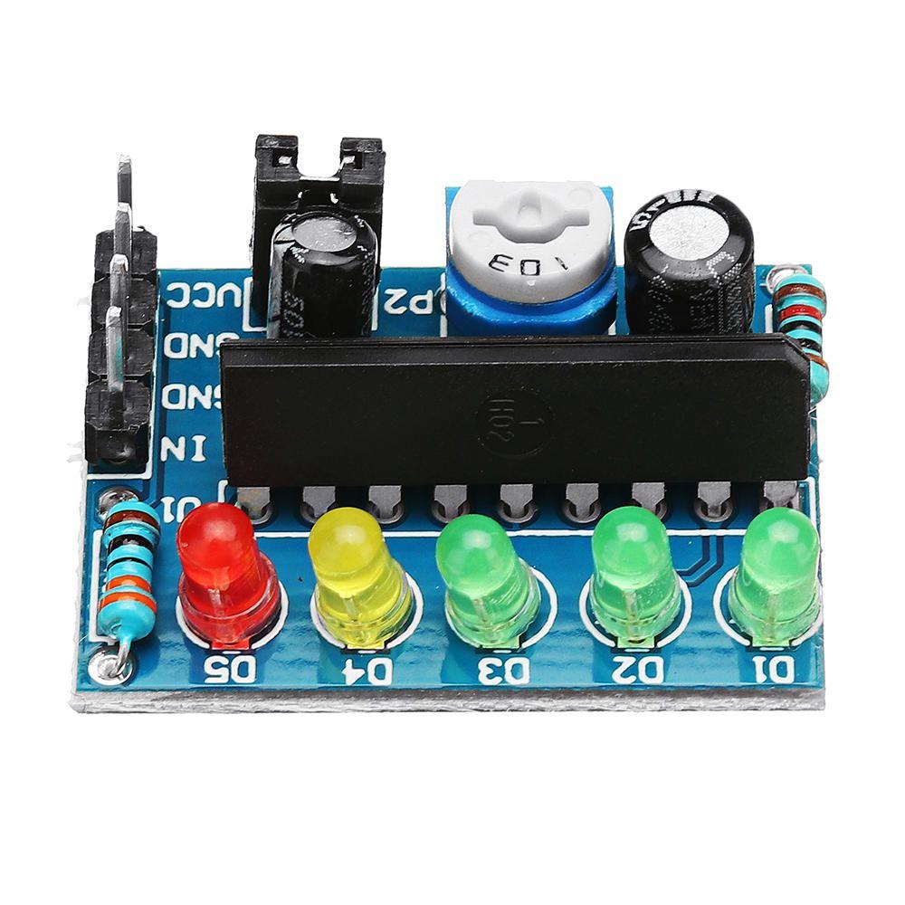 Ka2284 Level Indicator Dc3 5v 12v Module Battery Indicator Audio Level Indicator Ac Dc Signal Adjustable Module Board From Electronic Components Supplies On B Acdc Battery Indicator Audio