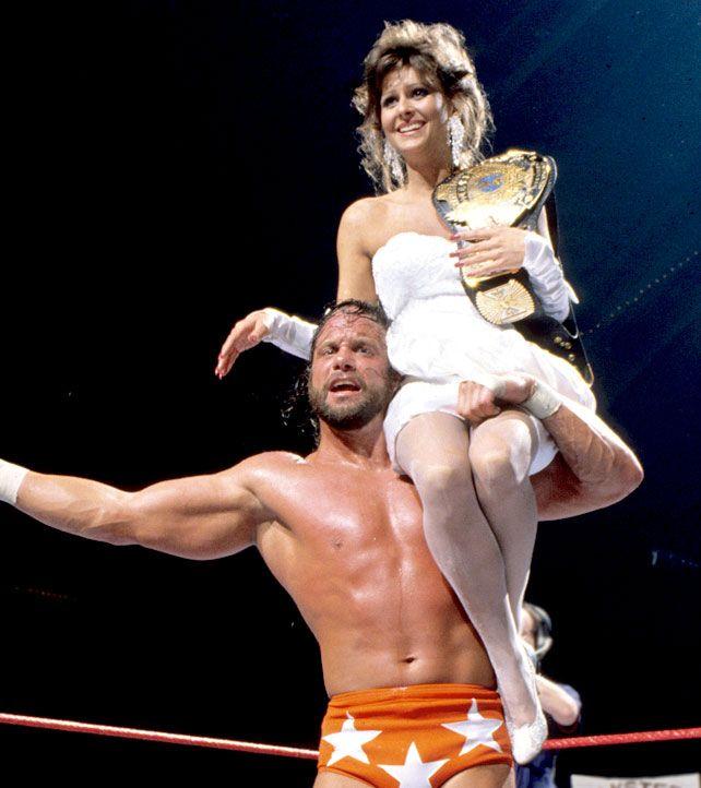 "WWF World Heavyweight Champion ""Macho Man"" Randy Savage"