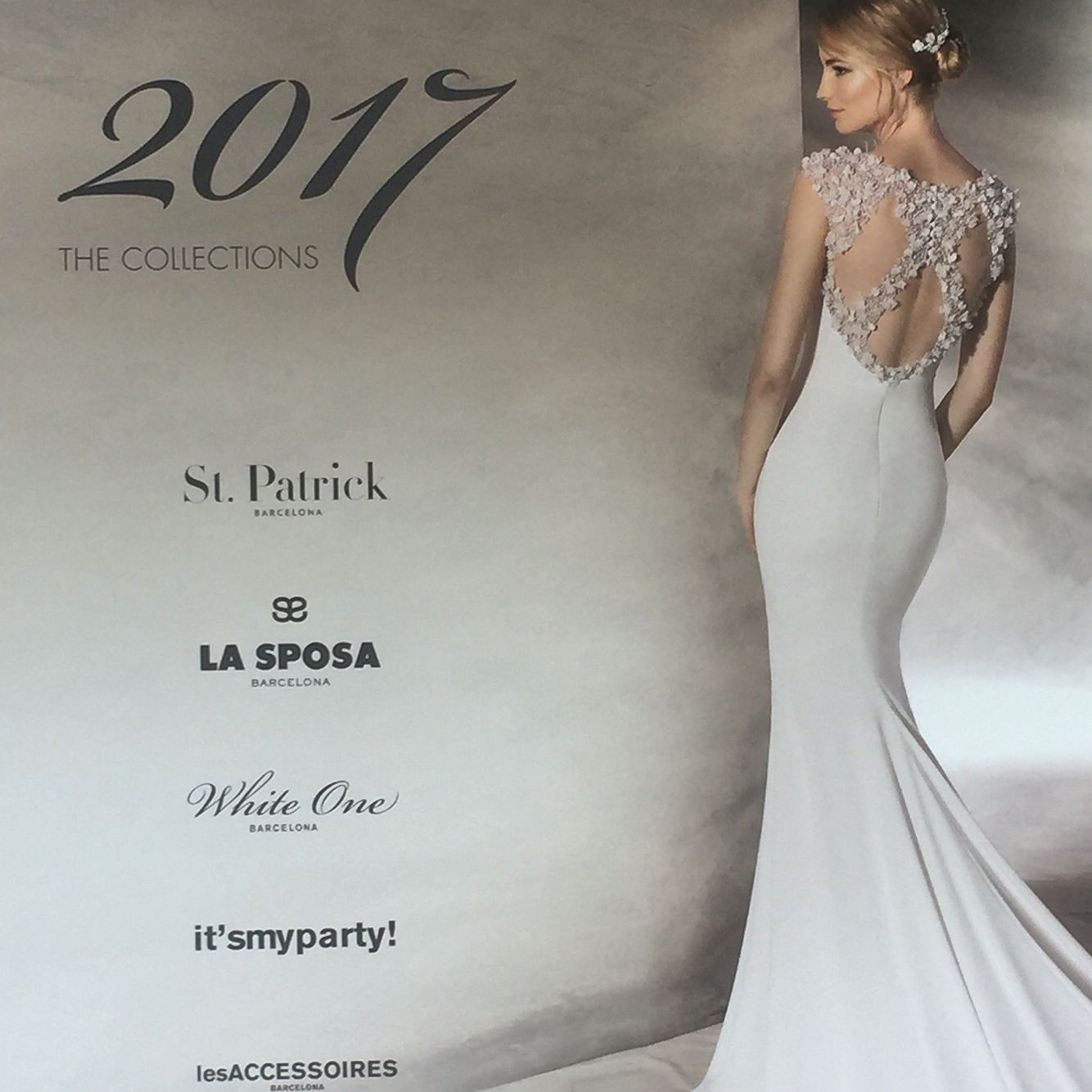 b79a5470c669 Pronovias San Patrick collection 2017 in Barcelona | Welcome to our ...