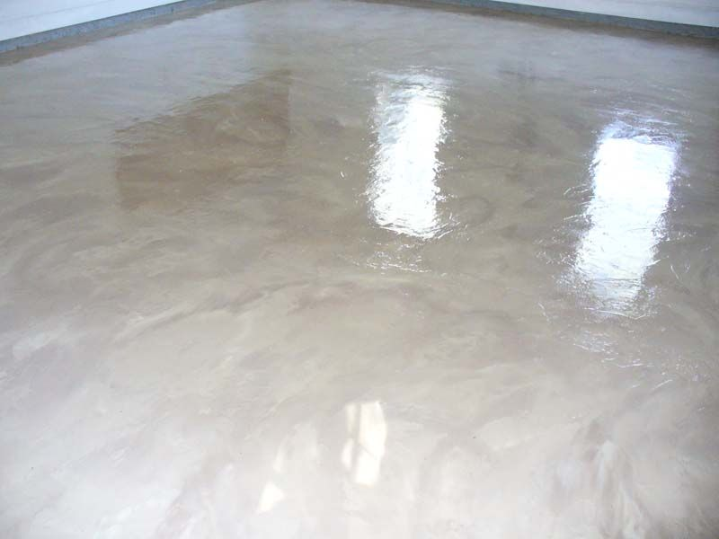 How To Stain Concrete Floor Light Gray Google Search