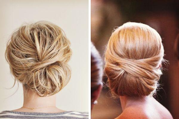 ideas de peinados para las damas de la boda bodas elblogdemarajos peinados - Peinados Bajos