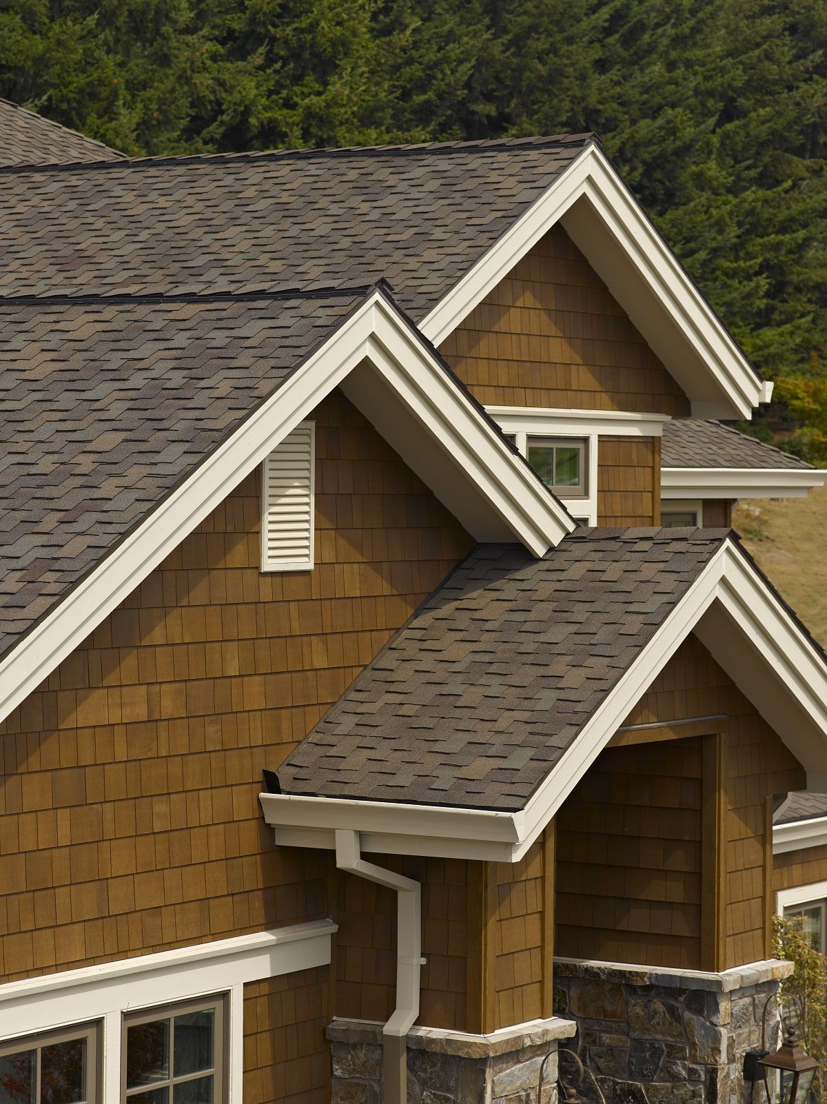 Best Certainteed Presidential Shake In Autumn Blend Roofing 400 x 300