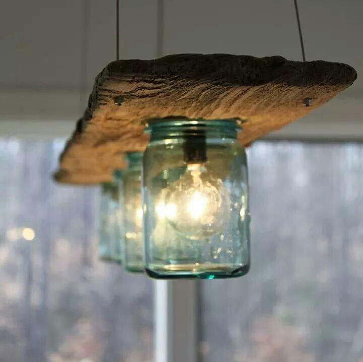 Idee Lamp Lamps Diy Kitchen Decor