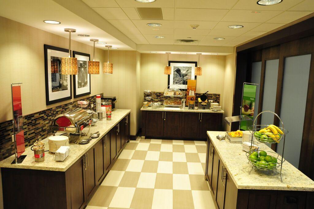 Always Free Breakfast At Hampton Inn Suites Robbinsville Nj