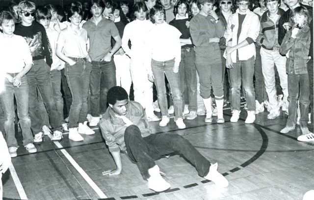 Break Dancing Takes Duluth By Storm 1984 News Tribune