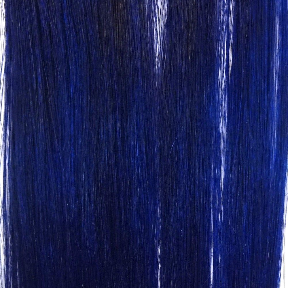 Color Swatch For Adore Royal Navy Hair Dye Semi Permanent Hair