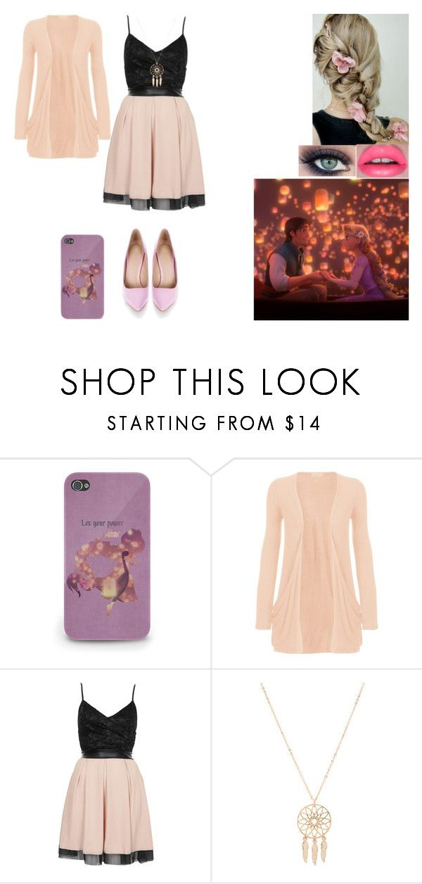 """""""Disney Music Challenge: Day 3"""" by ilovecats-886 ❤ liked on Polyvore featuring Lime Crime, Chicas Fashion, WearAll, TFNC and Anarchy Street"""