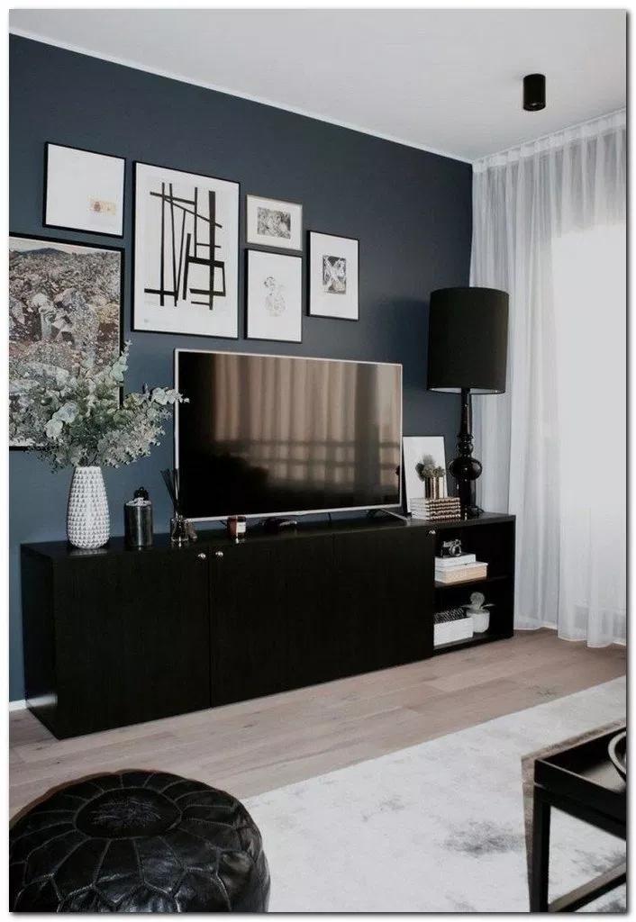 24 Simple And Stylish Scandinavian Living Room Decorating Ideas Livingroomdecor L Living Room Scandinavian Minimalist Living Room Living Room Decor Apartment