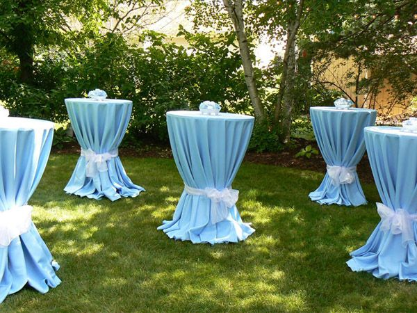 rental lounge blue chairr in newyork blue cocktail table white tie