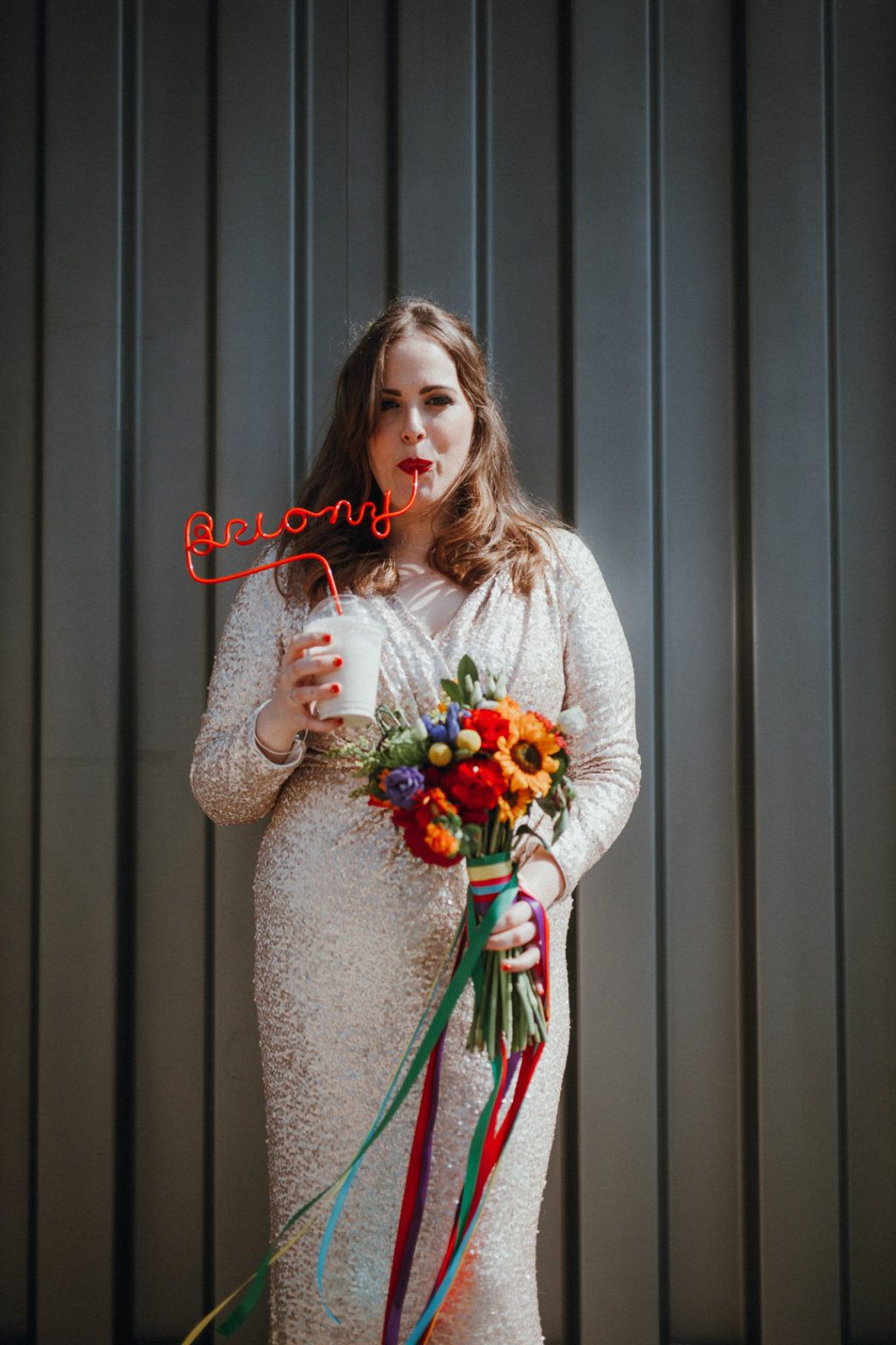 Pin On One Fab Day Real Brides