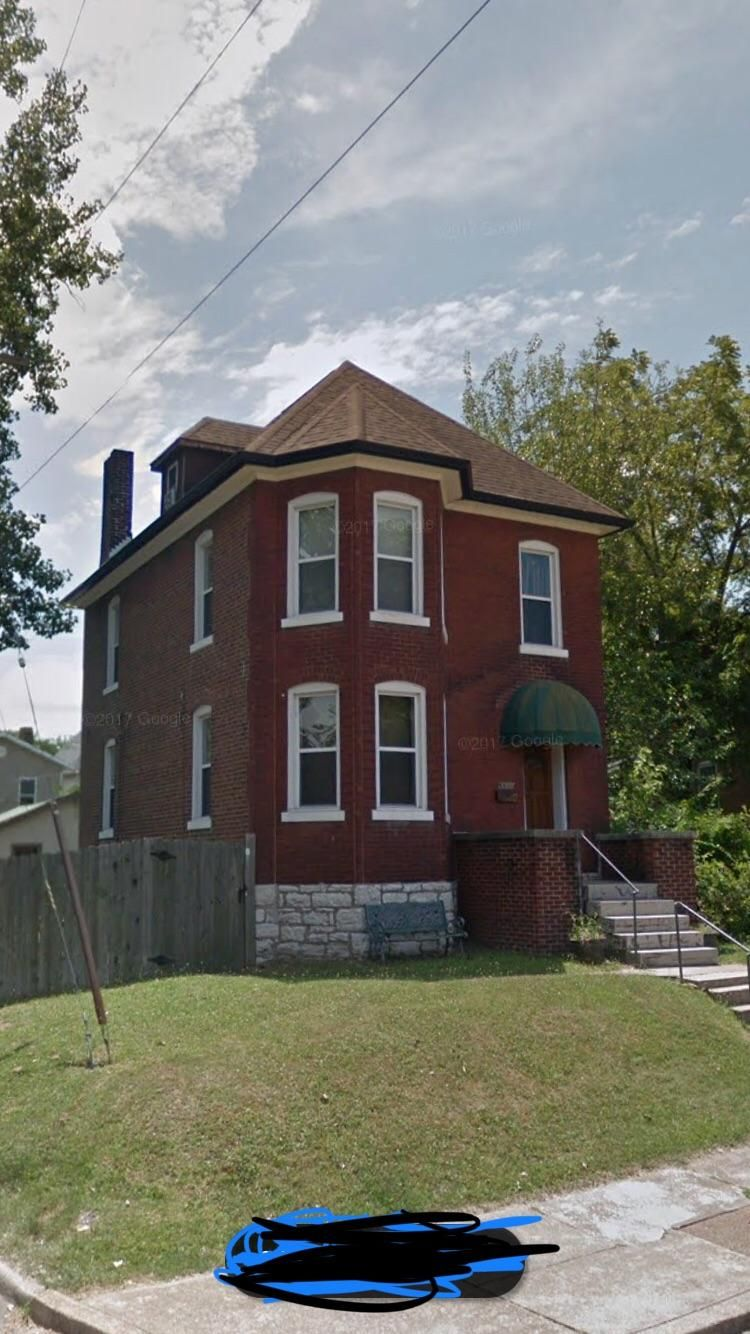 Ask Can Anyone Tell Me What Style Name My House Was Built In St Louis Mo Built In 1906 Thanks Architecture House Design My House