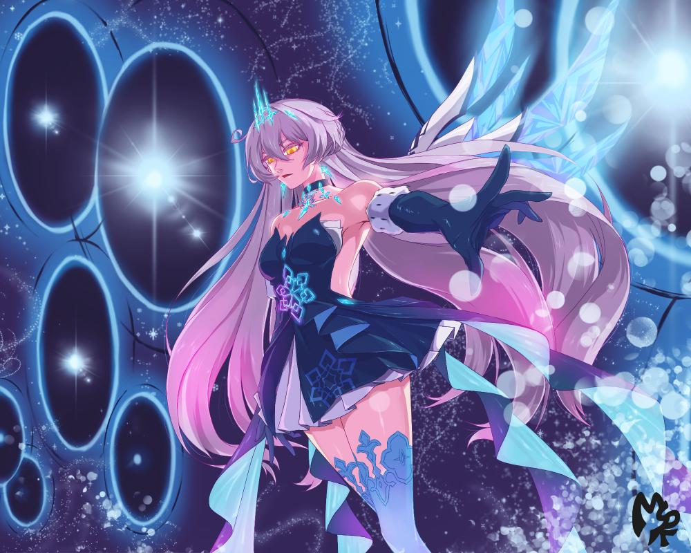Herrscher Of The Void Google Search Anime Anime Art Fantasy Character Design