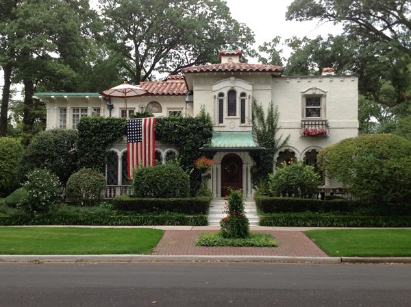 River Forest Architectural Historical Survey Spanish Style Homes Mediterranean Revival Style Spanish Style Architecture
