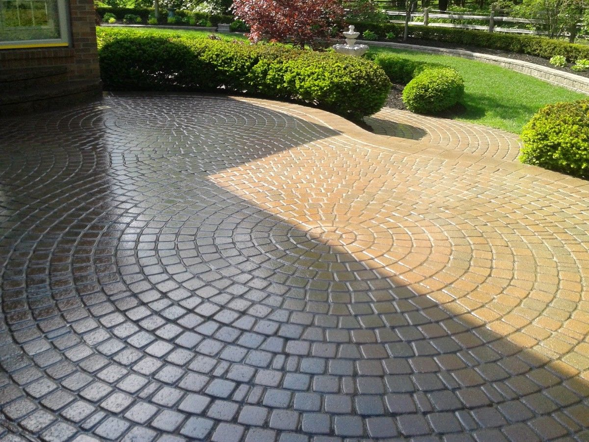 Paver Sealer For A Wet Look How To Choose The Best Patio Pavers