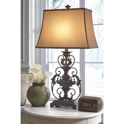 Fleur De Lis Living Cavanagh 33 50 Table Lamp Table Lamp