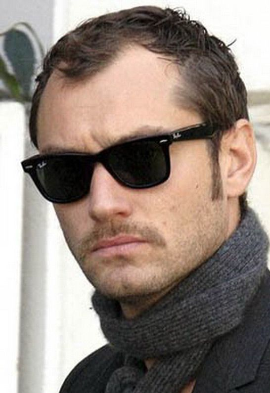 728aa4edf00ca Original Wayfarer 50mm Sunglasses - as seen on Jude Law - designed by  Ray-Ban