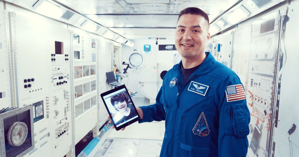 Adorable 5-Year-Olds Ask an Astronaut the Best Space ...