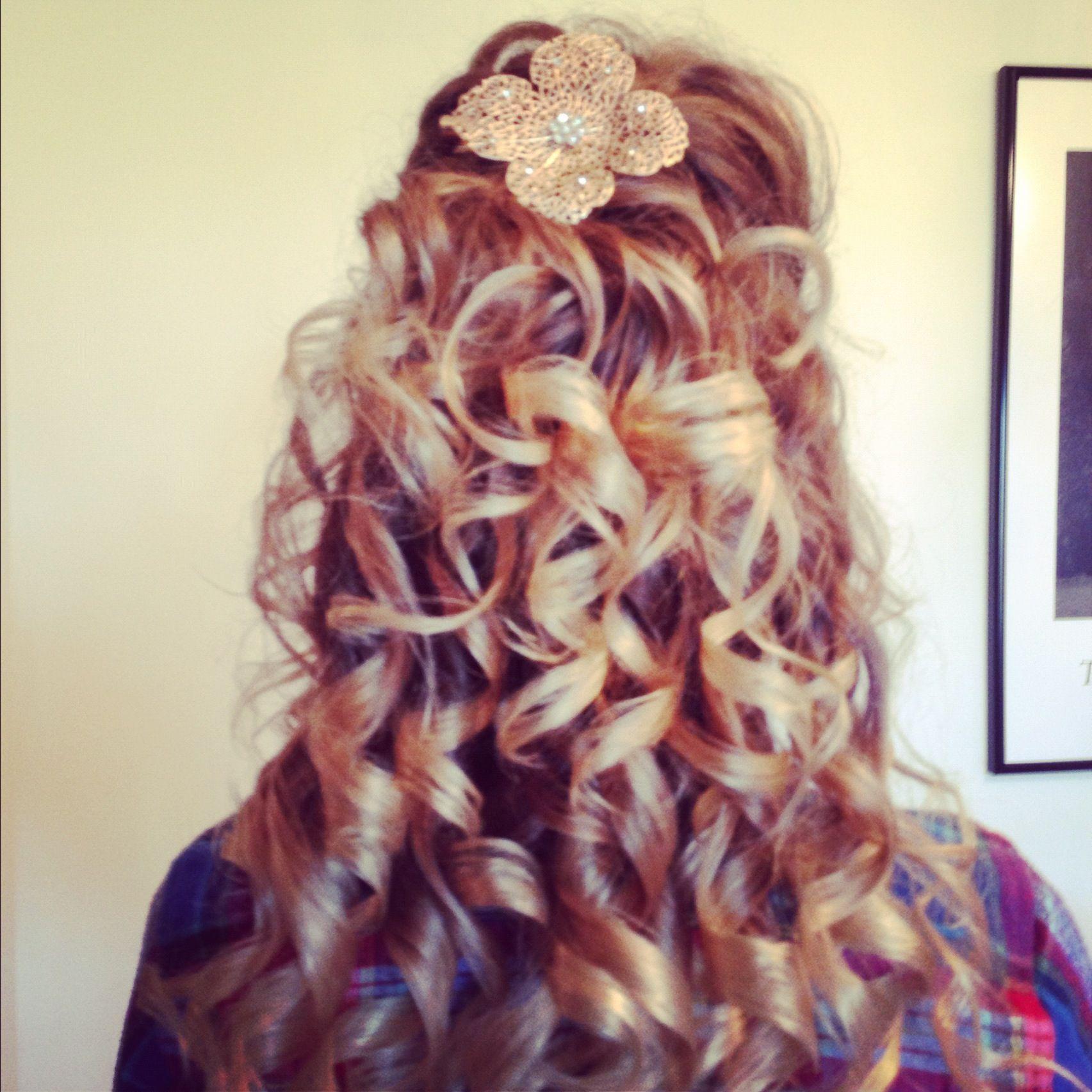 Holly ball hair prom dance hair hair pinterest ball hair