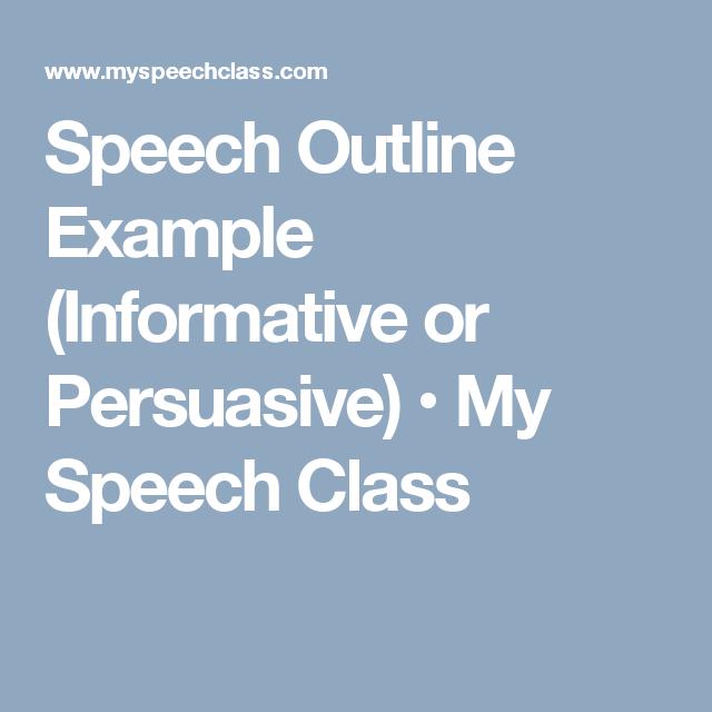 myspeechclass com persuasive speech topics