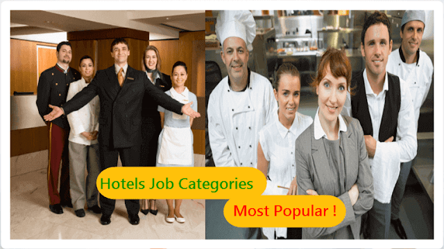 Popular Types Of Hotel Jobs With Images Hotel Jobs Hotel