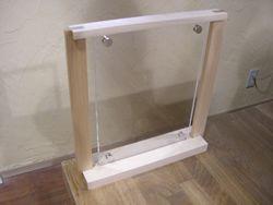 2009年1月21日 みんなの作品【額・鏡・壁飾り】 大阪の木工教室arbre(アルブル)