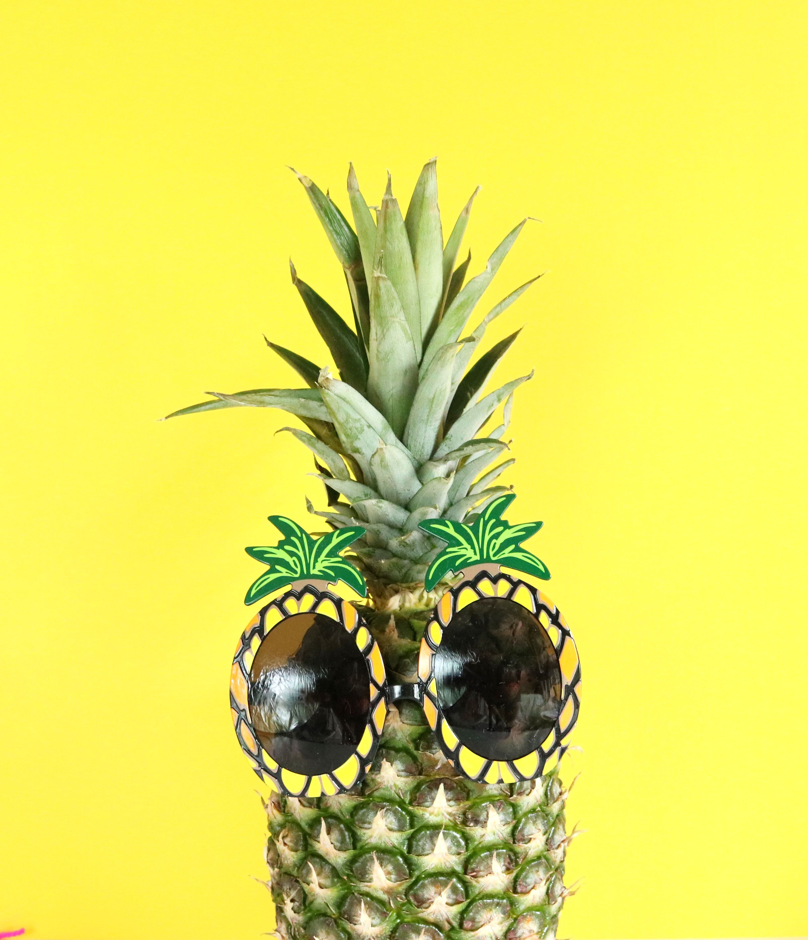 Pineapple With Sunglasses Tumblr Pineapple Sunglasses Party Girl Juicy Fruit Pineapple