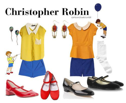 Christopher Robin costume - Because my son is insisting on being Winnie the Pooh  sc 1 st  Pinterest & TheRetroInc on Etsy | Pinterest | Christopher robin Robin costume ...