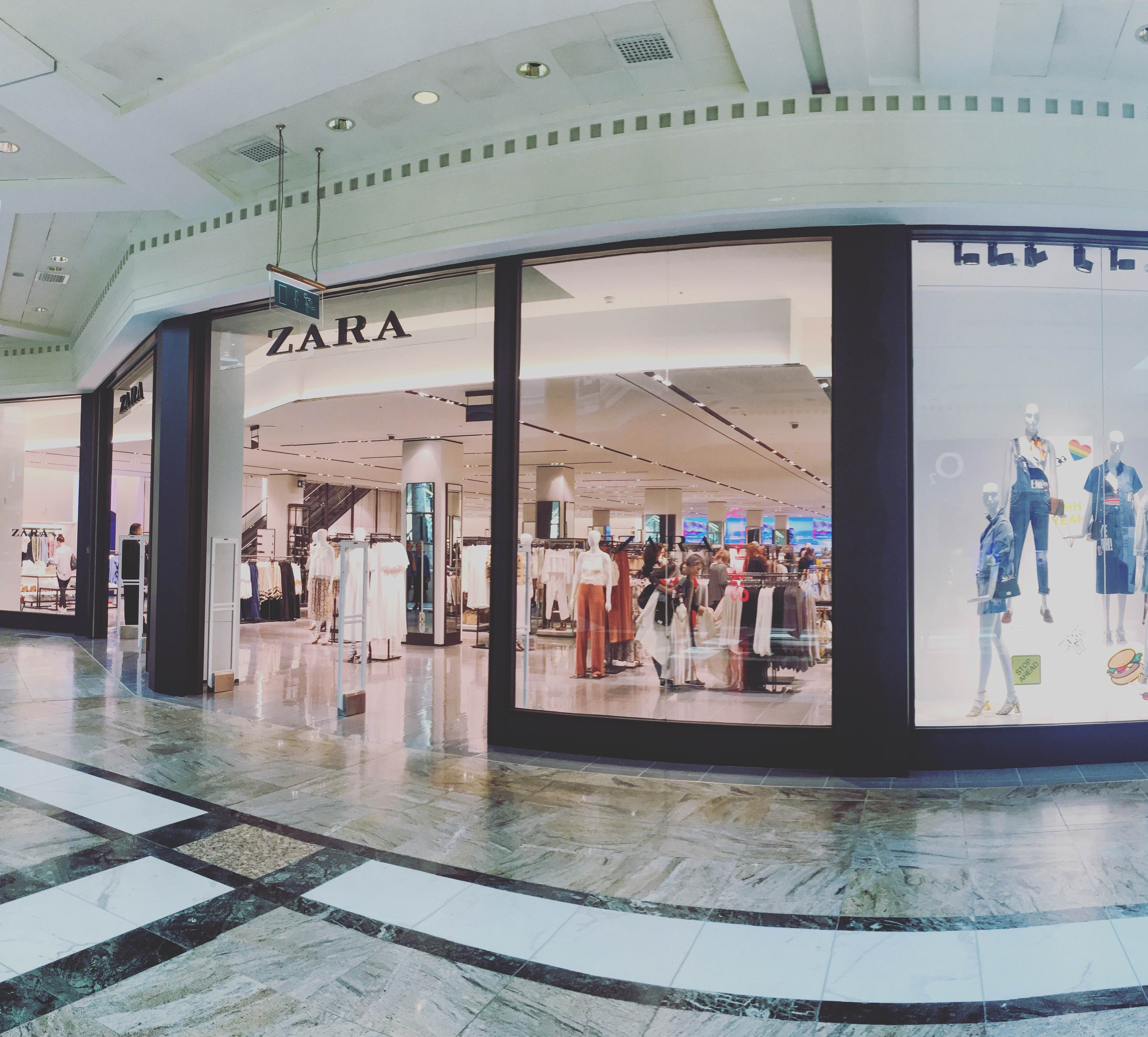 b509781398f9 The brand new flagship Zara open now at intu Trafford Centre ...