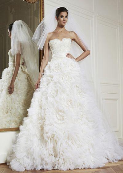 zuhair murad  wedding dresses gelinlik vestidos de novia robes de mariee ec899529d4c406da91ed077642d9843c photo