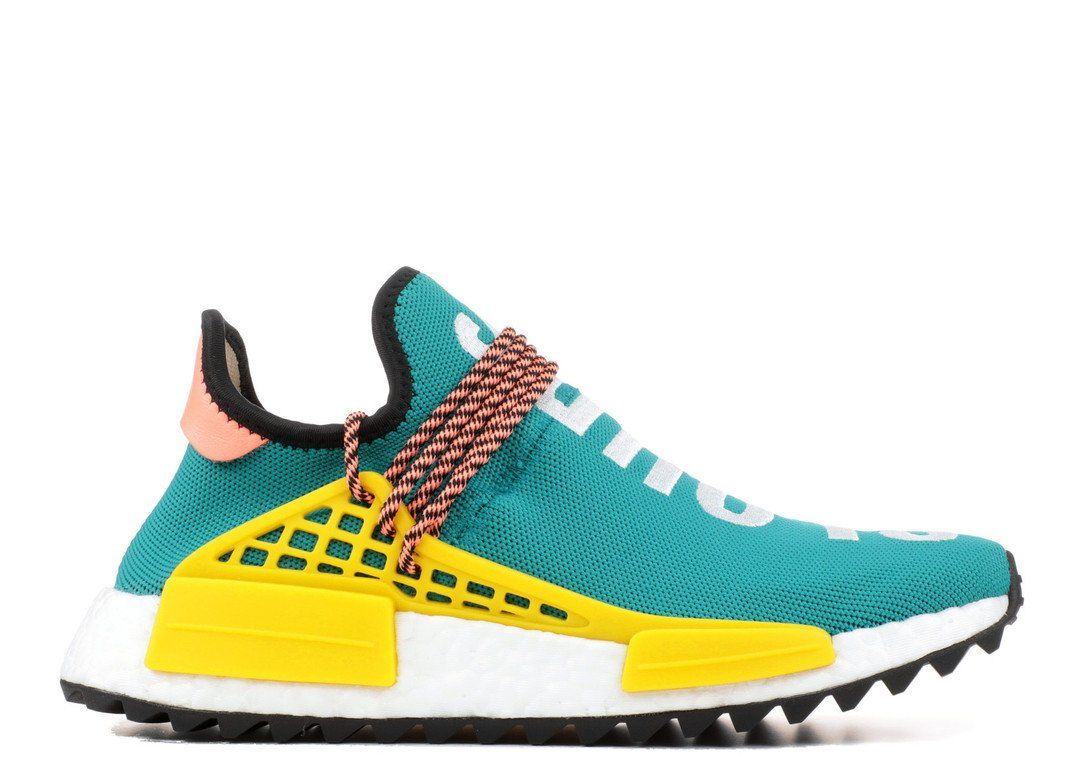 Human Race Adidas HU Shock Pink PW Free Shipping Worldwide