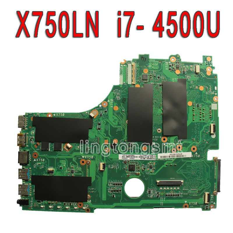 DRIVERS FOR ASUS X750LN INTEL CHIPSET