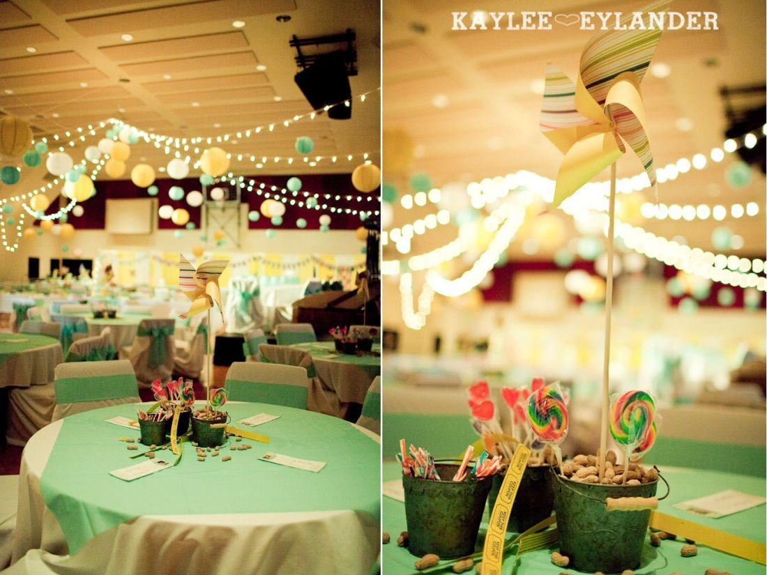 Diy Circus Theme Wedding Reception Bethany Embly Circusweddings Receptiondecor