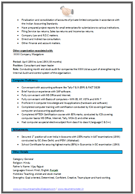 My First Resume Resume Examples Cv Examples First Resume