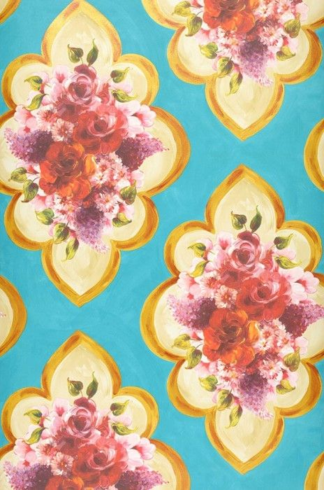 Malona | Wallpaper from the 70s