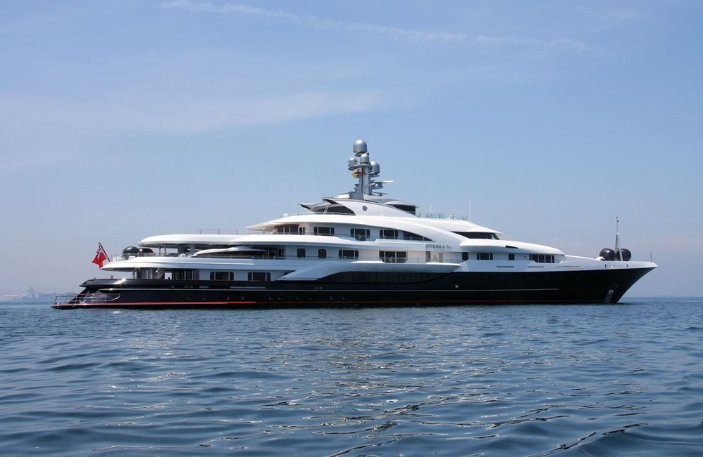 attessa iv yacht interior   ... 26, the 100 metre refitted Attessa IV - Refit - SuperyachtTimes.com