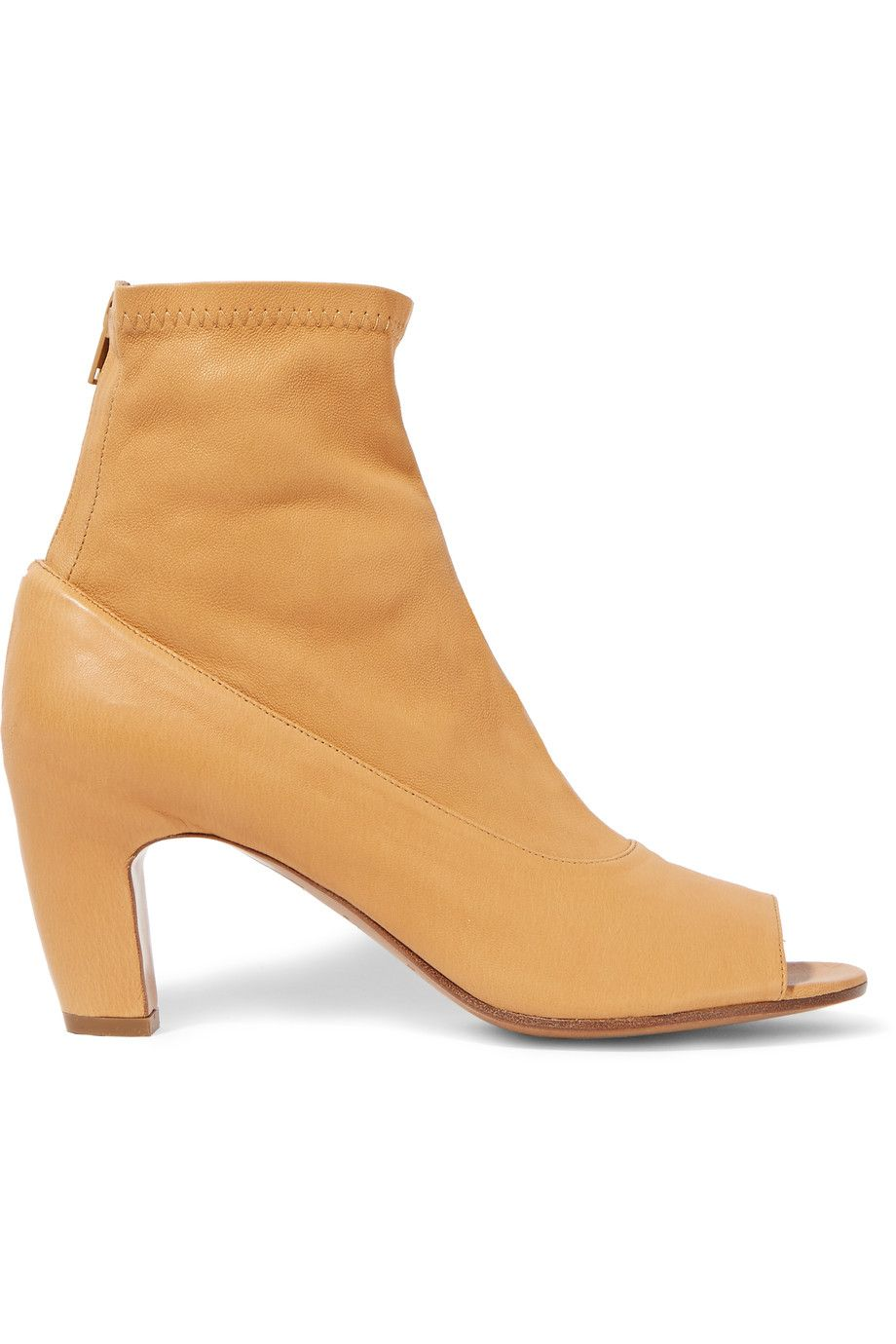 Shop on-sale Maison Margiela Leather ankle boots. Browse other ...