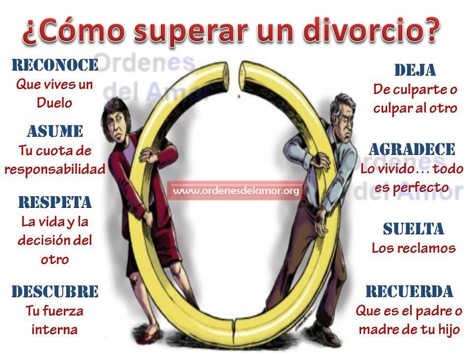 C mo superar un divorcio el divorcio divorcio separaci n y frases - Separacion de bienes despues de casados ...