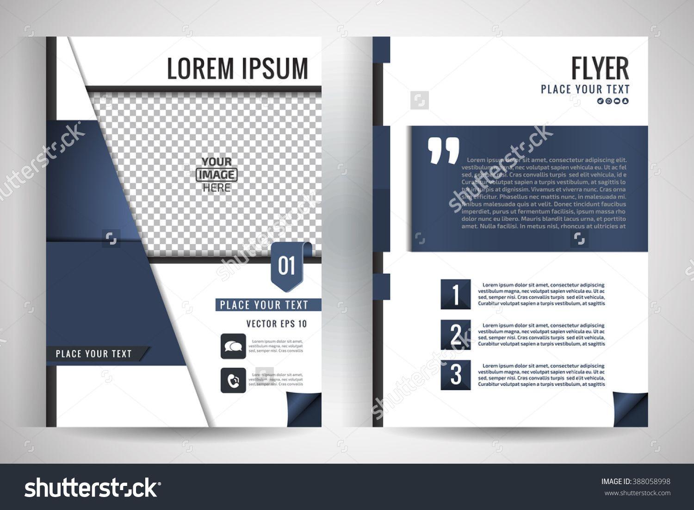 annual report design template