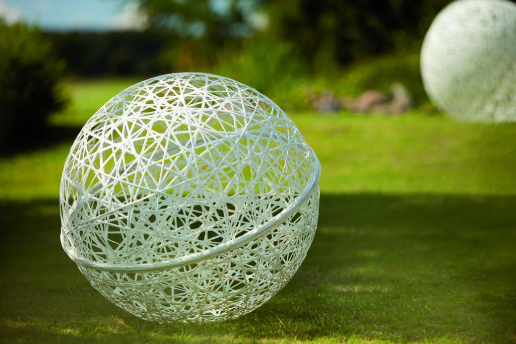 Globus jakich mało Garden Ball 3D