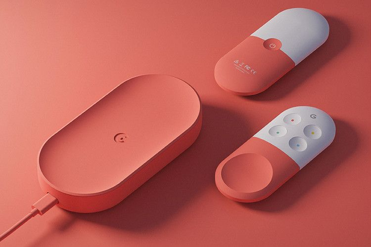 Google Chromecast Concept Takes Notes from Apple TV — Man