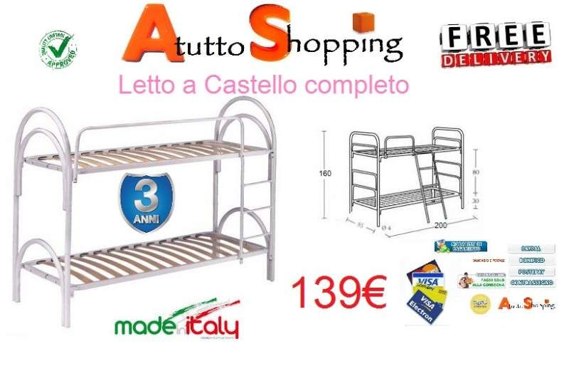 Letto a Castello a Brescia - Kijiji: Annunci di eBay ...