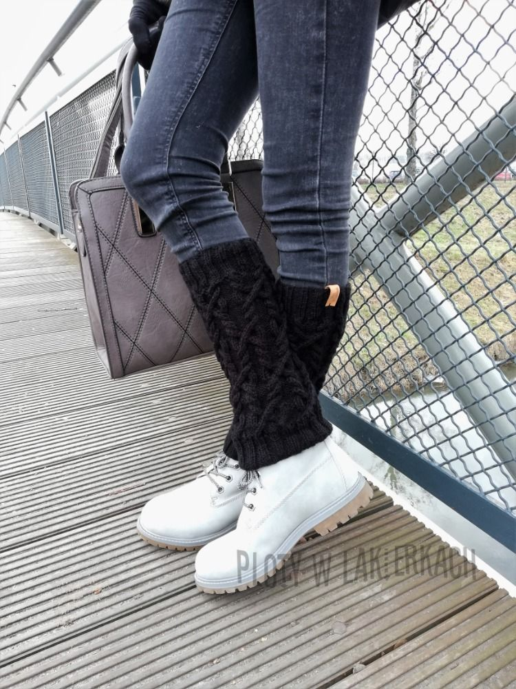 Leg Warmers Written Instructions Gaiters That Are Easy To Make And Nice To Wear Knit Leg Warmers Pattern Leg Warmers Knitting Patterns