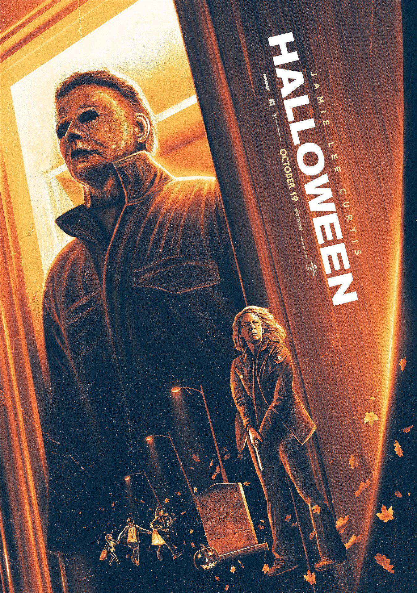 Halloween USA, 2018 updated with John Carpenter score