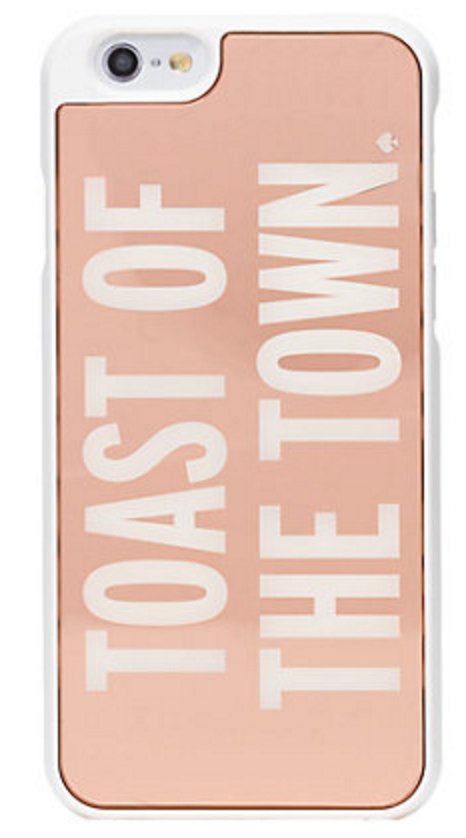 Toast of the Town iPhone 6 Case
