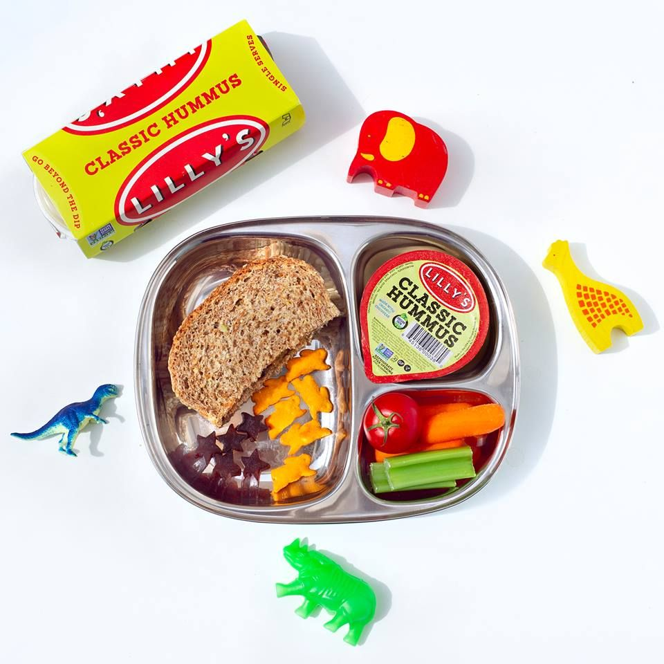 As you pack the kiddo's lunch for the week, keep in mind