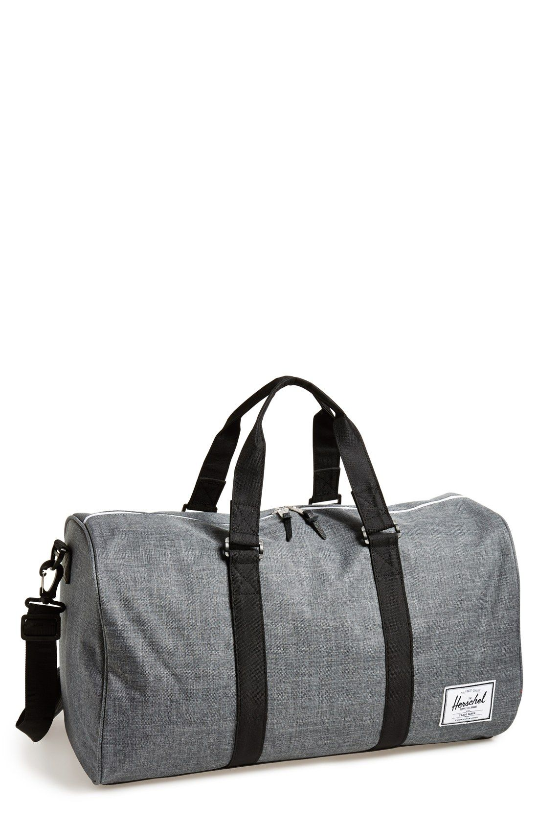 d412b160a3fd Herschel Supply Co.  Novel  Duffel Bag CAD 111.74Item  829862 in Charcoal  Crosshatch More