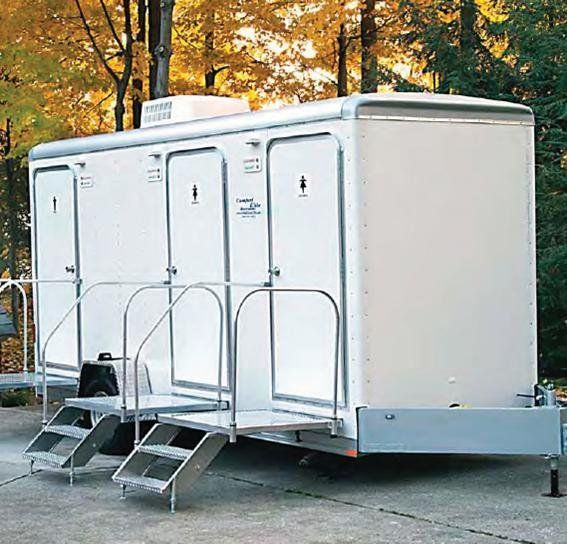 Do I Need A Luxury Portable Bathroom Trailer For My: I Want To Have An Outdoor Wedding And Have Been Worried