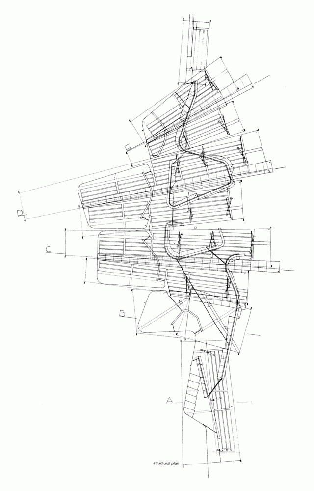 Gallery Of Ad Classics Olympic Archery Range Enric Miralles Carme Pinos 1 Drawings Architecture Olympic Archery Drawings