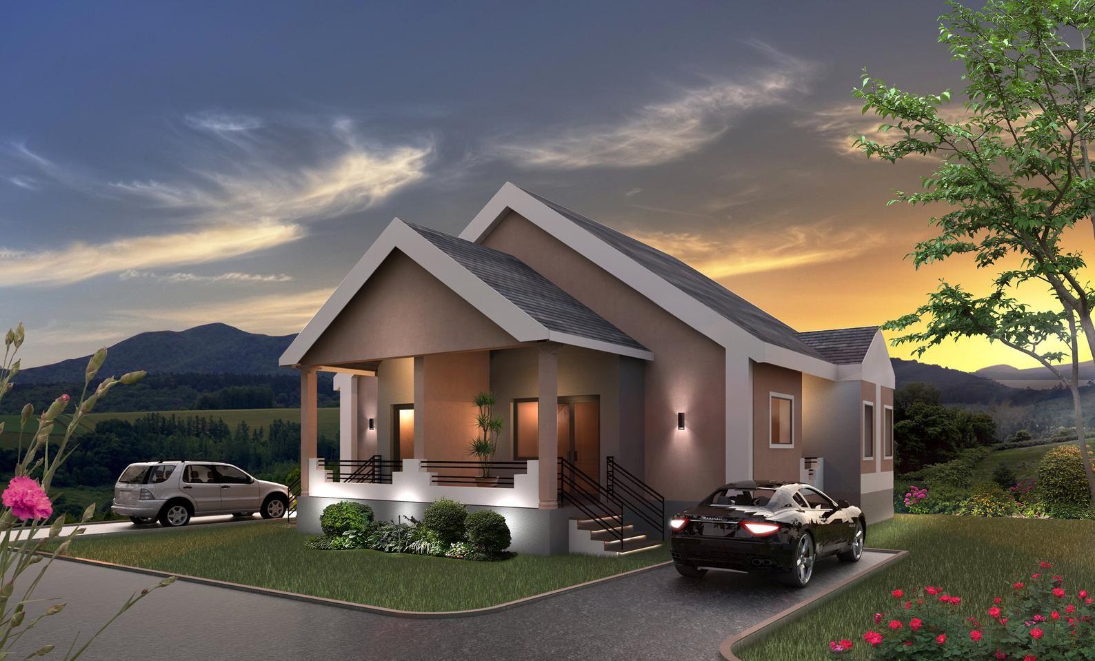 Oak Lawn Family Duplex Floor Plan Source File Instant Etsy In 2021 Duplex Floor Plans Duplex House Plans Duplex House Design