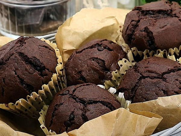 Fantastic chocolate muffins ♥ – recipe with video